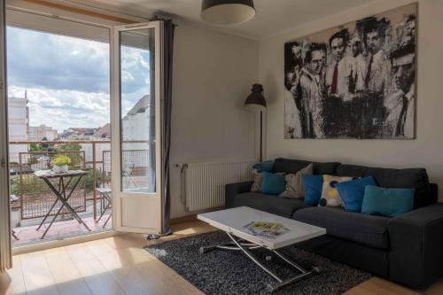 Le Saint Jules : Appartement proche de Val-Suzon