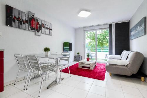 Appartement T2 TOULOUSE/Garage/Piscine