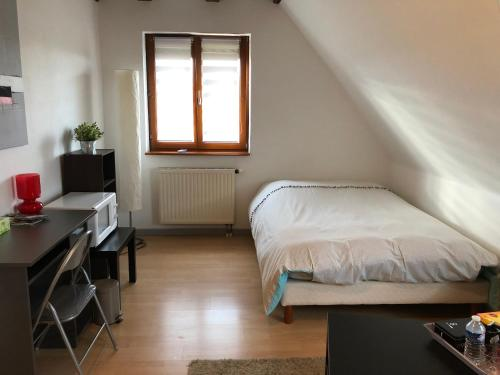 Chambre chez Sandrine : Chambres d'hotes/B&B proche d'Osthouse