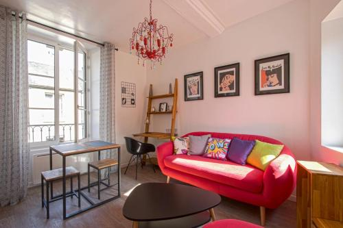Luckey Homes - Rue Larcher (Premier étage) : Appartement proche de Saint-Vigor-le-Grand