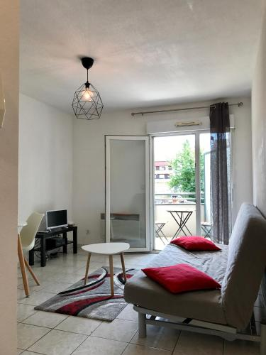Appartement Studio Grenoble Universites-Saint Martin D'heres