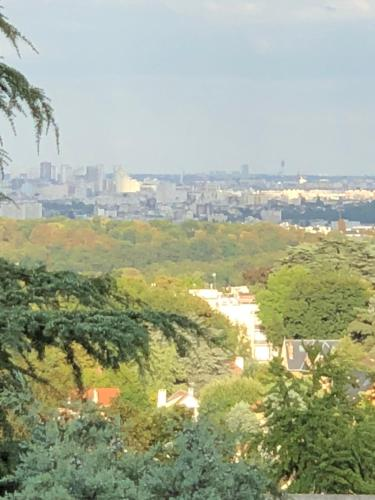 Grand appartement vue Paris : Appartement proche de Garches