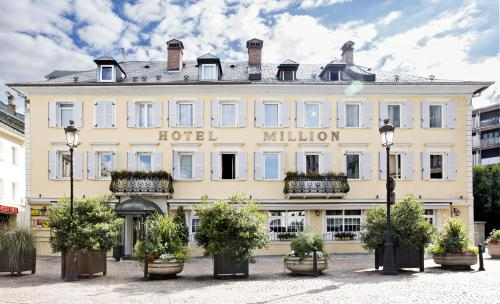 Hotel Million : Hotel proche d'Allondaz