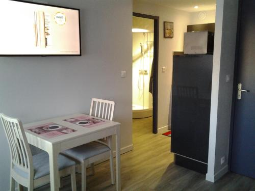 Easylocouest Lila : Appartement proche de Saint-Nazaire