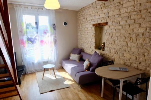 Appartement La Company Des Concierges : duplex cosy