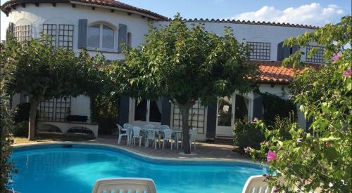 Holiday Home in Maureillas : Hebergement proche de Montesquieu-des-Albères