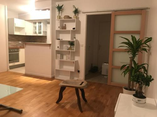 Beautiful Appartement near train station : Appartement proche de Saint-Brice-sous-Forêt