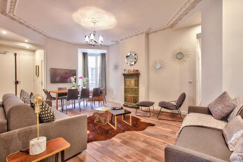 57-LUXURY PARISIEN HOME SEBASTOPOL 1 (2G) : Appartement proche du 10e Arrondissement de Paris