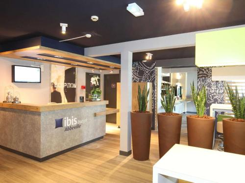 Photo Hotel Ibis Budget Abbeville