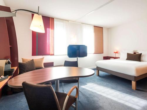 Novotel Suites Reims Centre : Hotel proche de Saint-Germainmont