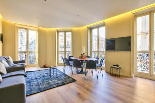 60-LUXURY PARISIAN HOME SEBASTOPOL (2DG) : Appartement proche du 10e Arrondissement de Paris