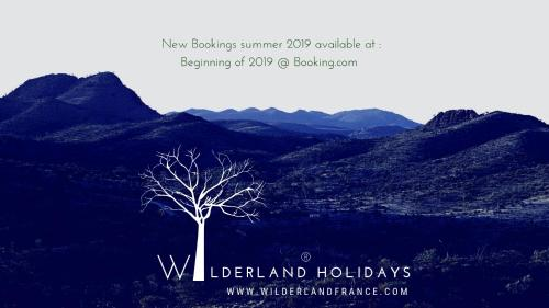 Hébergement Wilderland Lodge