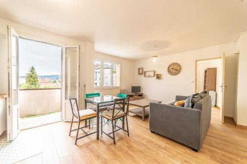L'Arpin Appartement Centre ville : Appartement proche de Saint-Martin-Bellevue