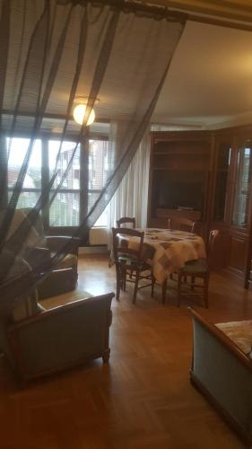 Family apartment near Paris : Appartement proche de Margency
