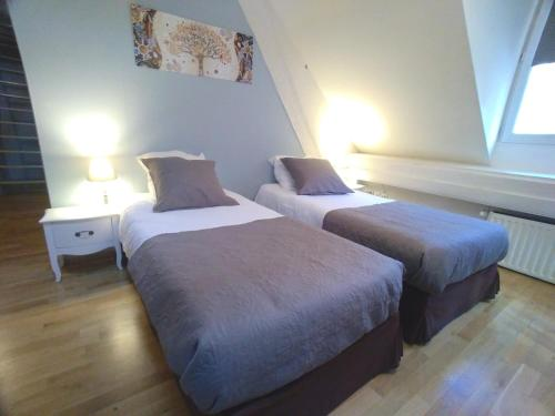 HomePlace Appart Saint Pierre Parking Free 5***** : Appartement proche de Strasbourg