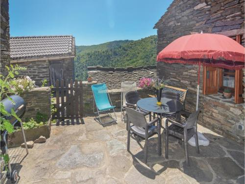 Holiday home Nojaret : Hebergement proche de Bordezac