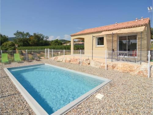 Two-Bedroom Holiday Home in Saint-Ambroix : Hebergement proche de Saint-Florent-sur-Auzonnet