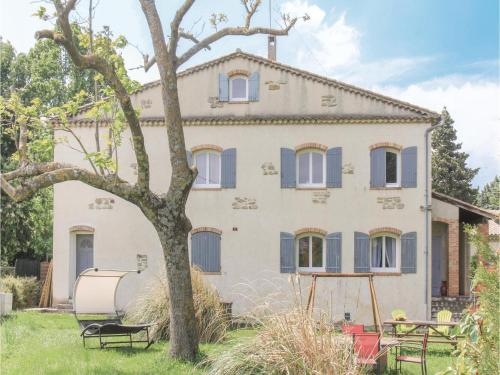 One-Bedroom Apartment in La Begude de Mazenc : Appartement proche de Saint-Gervais-sur-Roubion