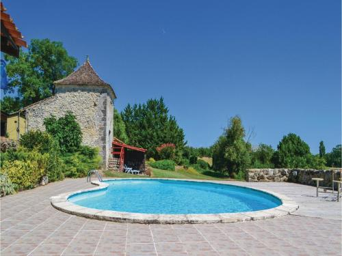 Holiday Home Eymet : Hebergement proche de Saint-Maurice-de-Lestapel
