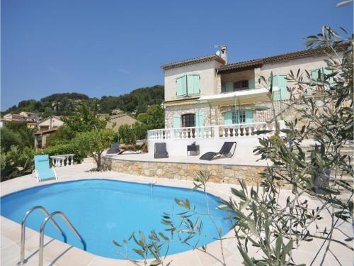 Hébergement Five-Bedroom Holiday Home in La Colle sur Loup
