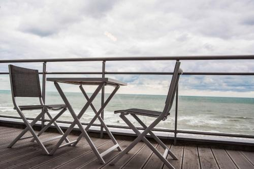 Appartement Holiday Suites Bray-Dunes Etoile de mer