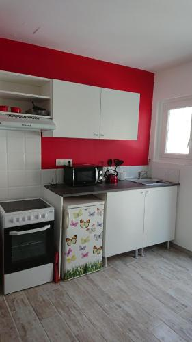 Studio : Appartement proche de Saint-Jean-Poutge