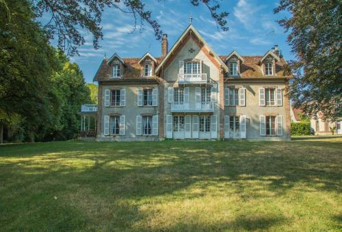 The Good House : Hebergement proche de Béthonvilliers