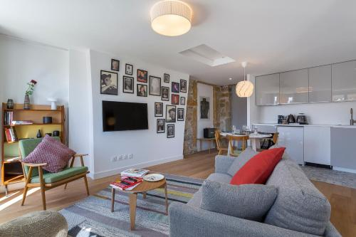 LIKE HOME - THE VIEW : Appartement proche du 1er Arrondissement de Lyon