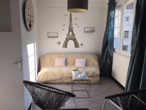 Appartement le petit Paris
