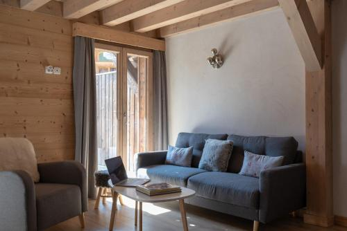 Mont Chery Lodge and Spa - Chalets1066 : Hebergement proche de Taninges