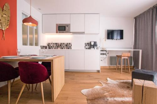 Appartement Meuble Plume