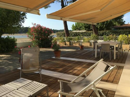 Hossegor Lake View : Appartement proche d'Angresse