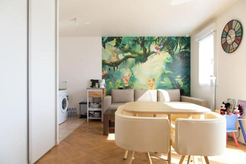 ROUMEZ-SLEEP : Appartement proche de Lognes