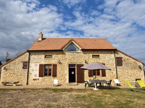 Holiday Home La Plante : Hebergement proche de Saint-Saulge