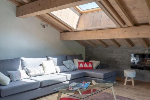 Marcelly Lodge and Spa - Chalets1066 : Appartement proche de Taninges