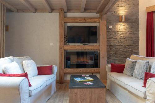Aguille du Midi Lodge and Spa - Chalets1066 : Appartement proche de Taninges