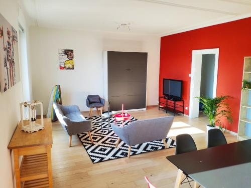 Brother's home : Appartement proche de Bischheim