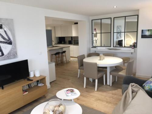 Les appartements du golf : Appartement proche de Raimbeaucourt