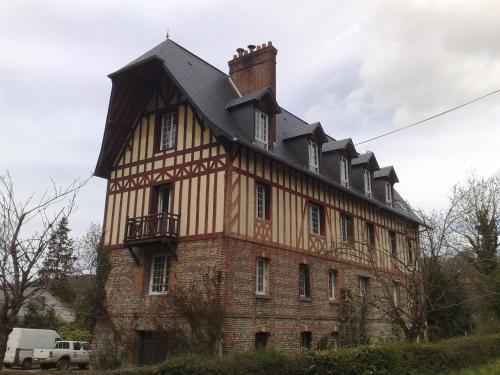 Moulin du Hamelet : Appartement proche de Saint-Denis-d'Aclon