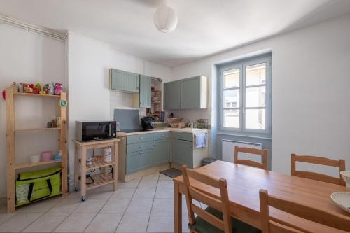 Pleasant flat near the center : Appartement proche de Champagne-au-Mont-d'Or