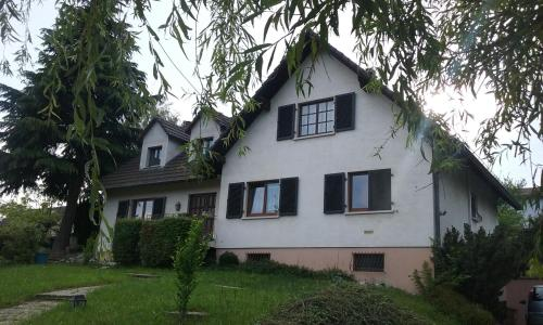 La Mansarde : Appartement proche de Manspach
