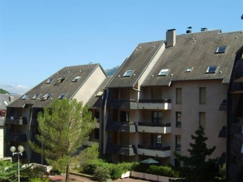 Apartment Luchon res. terrasses d'etigny 5 : Appartement proche de Castillon-de-Larboust