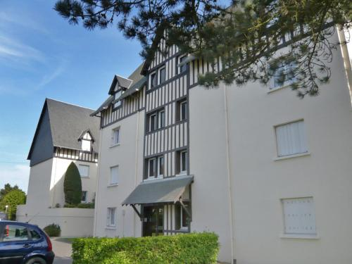 Apartment Castel Guillaume.2 : Appartement proche de Cabourg