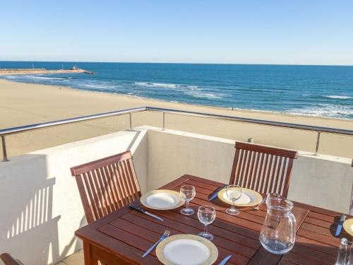 Apartment MUMBA : Appartement proche de Canet-en-Roussillon