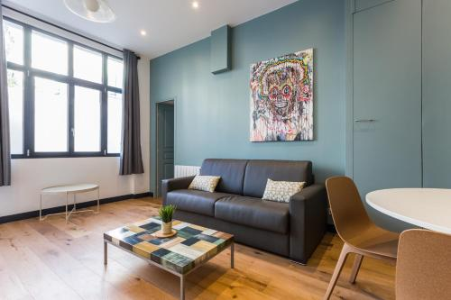 Appartement CMG Sacre Coeur/ Ramey I