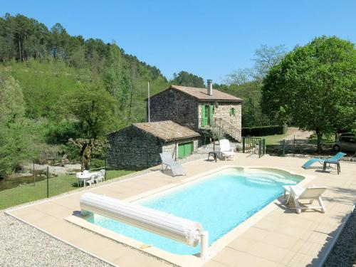 Photo Ferienhaus mit Pool St Genest de Beauzon 100S