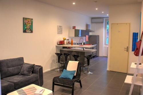 Luckey Homes - Rue Henri Debraye : Appartement proche de Mont-Saint-Martin
