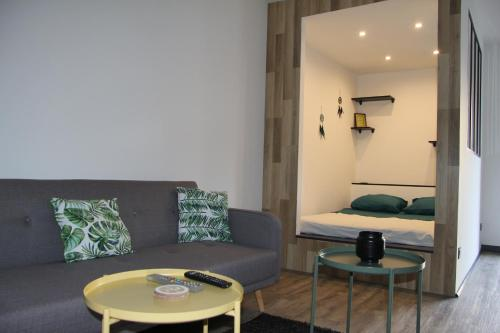 Studio 5 # Tom : Appartement proche de Les Granges-Gontardes