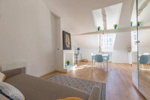 Appartement Luckey Homes - Rue Jean-Jacques Rousseau