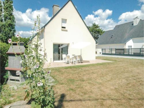 Holiday home Damgan 363 : Hebergement proche de Le Tour-du-Parc